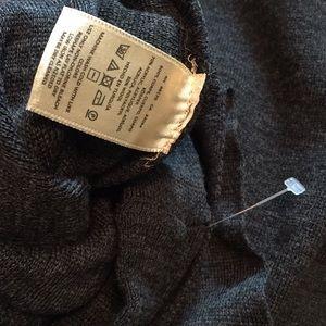 Anthropologie Skirts - Anthropologie MAEVE 12 SKATER GREY wool blend NEW